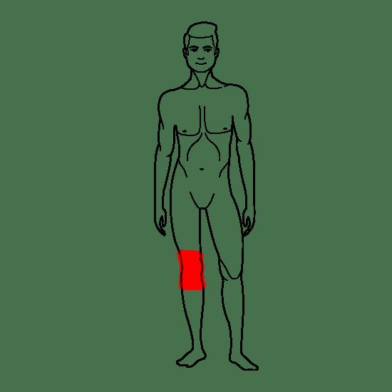 Knæproblemer. Kiropraktorhuset Næstved