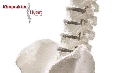 Regelmæssige kiropraktor besøg. Kiropraktorhuset Næstved