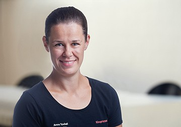ANNE TOUBØL