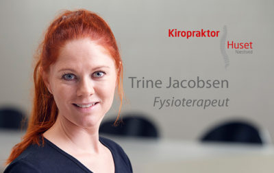Trine Jacobsen Fysioterapeut Kiropraktorhuset Næstved